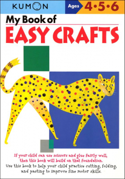 My Book of Easy Crafts (Kumon Workbook)