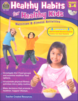 Healthy Habits for Healthy Kids - Grades 3-4