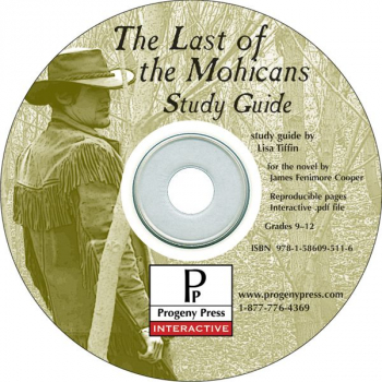 Last of the Mohicans Study Guide On CD