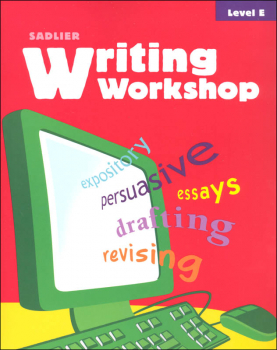 Writing Workshop Student Edition Grade 10 (Level E)
