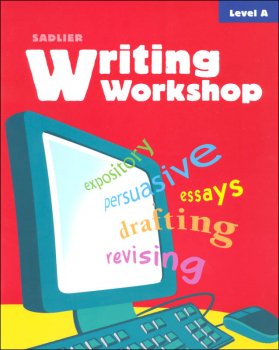 Writing Workshop Student Edition Grade 6 (Level A)