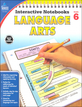 Interactive Notebooks: Language Arts - Grade 6