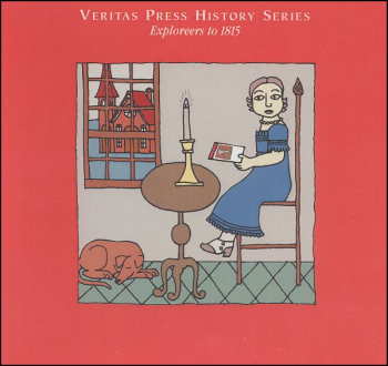 Veritas History Explorers - 1815 Enhanced CD