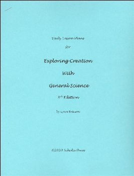 Daily Lesson Plans for General Science (3rd Edition)