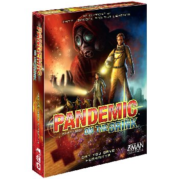 Pandemic: On the Brink Game
