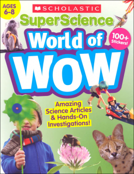SuperScience World of WOW Ages 6-8