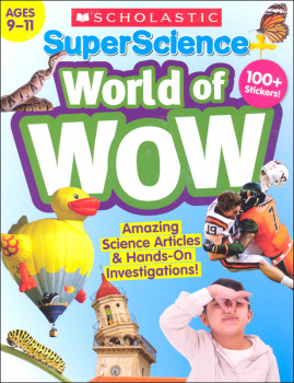 SuperScience World of WOW Ages 9-11