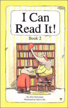 I Can Read It! Book 2