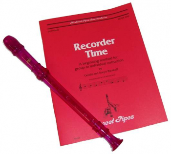 Canto Recorder & Recorder Time Bk - Purple