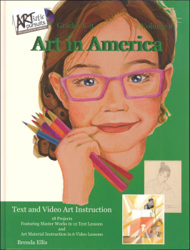 ARTistic Pursuits K-3 Volume 8: Art in America