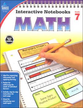 Interactive Notebooks: Math - Grade 7