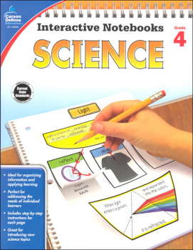 Interactive Notebooks: Science - Grade 4