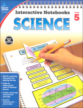 Interactive Notebooks: Science - Grade 5