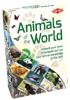 Animals of the World Game