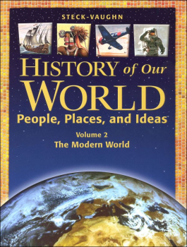 History of Our World Modern World