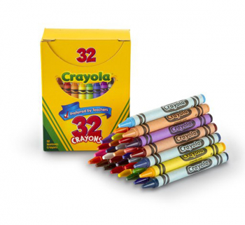 Crayola Crayons 32 Count Box