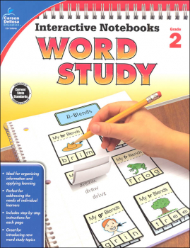 Interactive Notebooks: Word Study - Grade 2