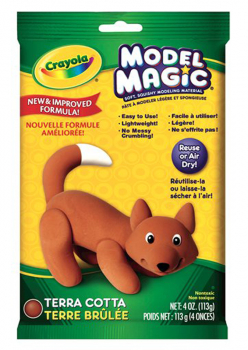 Crayola Model Magic 4 oz Pack Terra Cotta
