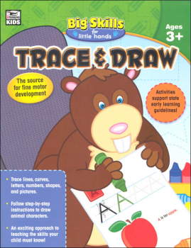 Big Skills for Little Hands - Trace & Draw