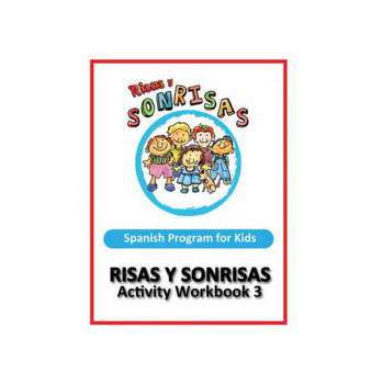 Spanish Activity Workbook 3