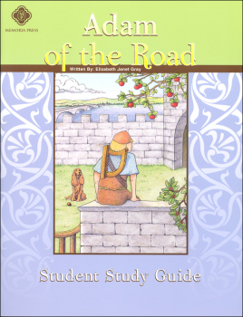 Adam of the Road Literature Student Study Guide