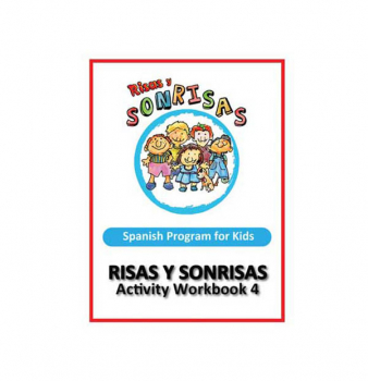 Spanish Activity Workbook 4