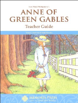 Anne of Green Gables Literature Teacher Guide
