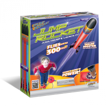 Original Jump Rocket Set (Launcher & 3 Rockets)