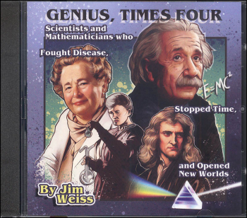 Genius, Times Four CD