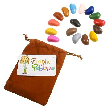 People Pebbles - 16 Colors