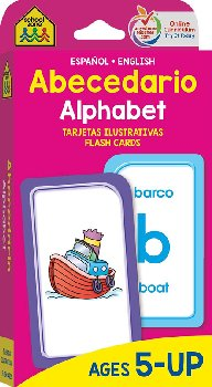 Abecedario/Alphabet Flash Cards