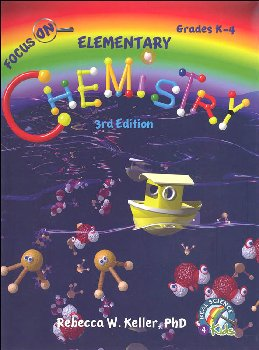 Focus On Elementary Chemistry Student Textbook - 3rd Edition (hardcover)