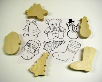 Ornaments Project Kits (6 pieces)
