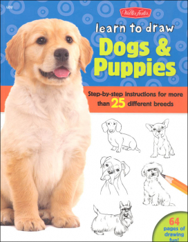 Dogs & Puppies (Learn to Draw)