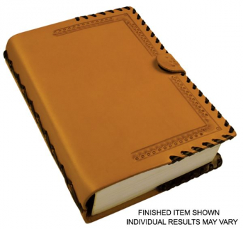 Leather Book Cover Kit