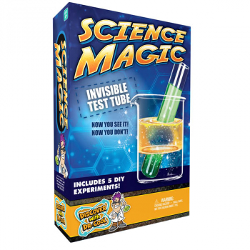 Science Magic Kit: Invisible Test Tube