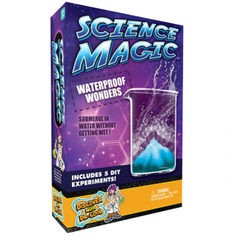 Science Magic Kit: Waterproof Wonders