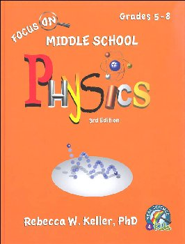 Focus On Middle School Physics Student Textbook - 3rd Edition (hardcover)