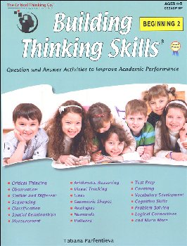 Building Thinking Skills Beginning 2