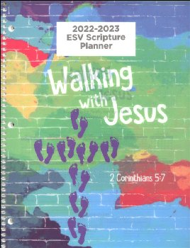 Student Scripture Planner ESV Large Elementary & Middle School August 2020 - July 2021