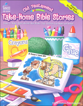 Old Testament Take-Home Bible Stories