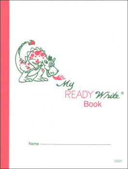 "My ReadyWrite Book Ruled  8 1/2"" x 11"""