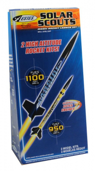 Solar Scouts Sky Dart Launch Set (E2X)