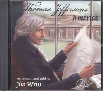 Thomas Jefferson's America CD