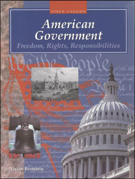 American Government Student Book