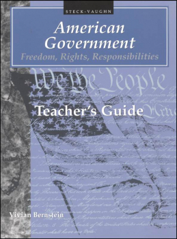 American Government Teacher's Guide