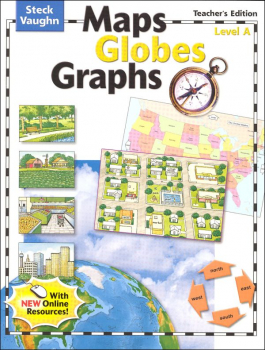 Maps+Globes+Graphs Level A Teacher