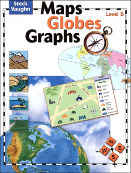 Maps+Globes+Graphs Level B Student