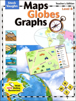 Maps+Globes+Graphs Level B Teacher