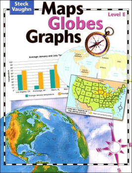 Maps+Globes+Graphs Level E Student